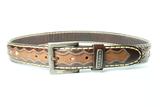Sendra belt 7576 Python Brown