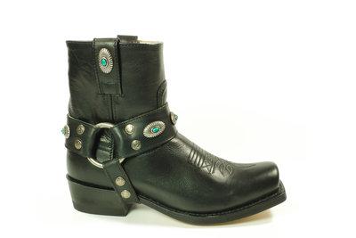 Sendra 11070 Blues Zwart